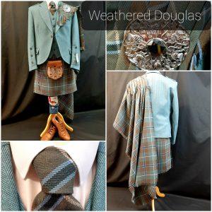 Weathered Douglas Kilt